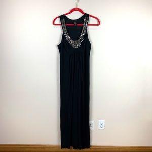 NY&Co Embellished Maxi Dress